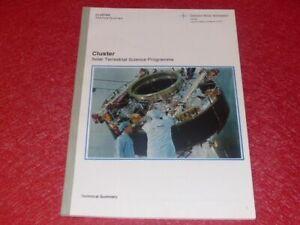 [RECHERCHE SPATIALE ESA] TECHNICAL SUMMARY (En) MISSION CLUSTER 1996 SATELLITE
