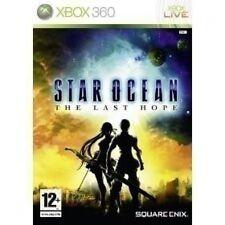Microsoft Xbox 360 Spiel - Star Ocean: The Last Hope (mit OVP)