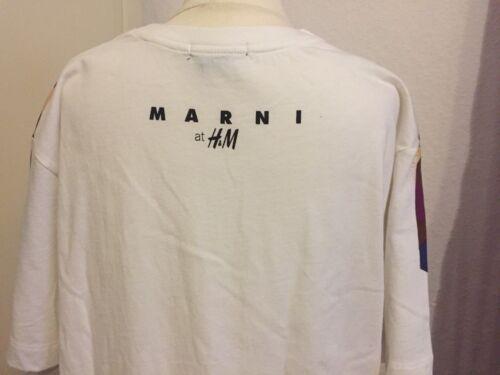 Marni shirt Retro Größe H Shirt For Original T amp;m New M Neu size wOSXRdxnq