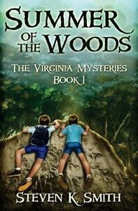 Summer-of-the-Woods-Paperback-by-Smith-Steven-K-Like-New-Used-Free-shipp