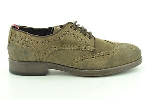 best loved c8fb1 64c8f Image is loading A14-Wrangler-Shoes-Shoes-Man-Lace-Up-Brogue-