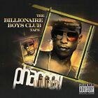 The Billionaire Boys Club Tape [PA] * by Pharrell Williams (CD, Nov-2010, D Bag International)