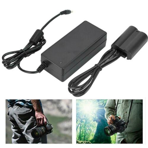EN-EL15 Fully-Coded Dummy Battery Power Adapter for Nikon D500 D600 D610 D750