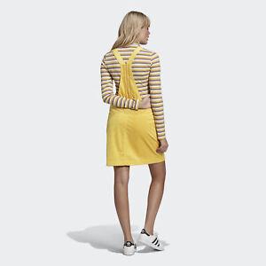 adidas AU Women Corn Yellow Dress