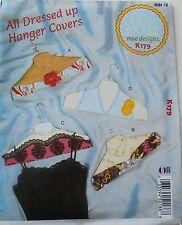Ellie Mae K179 Dressed Up Hanger Covers Sewing Pattern