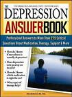 The Depression Answer Book by Wes Burgess (Paperback, 2009)