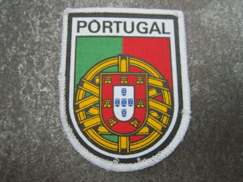 Portugal Cloth Patch Badge L12S