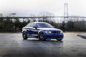 2009 BMW 1 Series M Sport