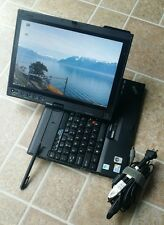 "ThinkPad X200 12.1"" Tablet Core Duo 1.86GHz 3GB RAM 160GB HDD WEBCAM WIFI LINUX"