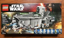 LEGO 75103 Star Wars First Order Transporter New Sealed Authentic Box Disney