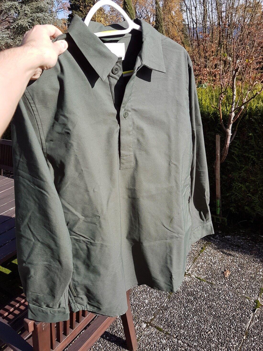 Nanamica Military Shirt size M
