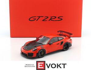 Spark-WAX02100036-Porsche-911-991-II-GT2-RS-Bj-2017-lava-orange-black-1-18