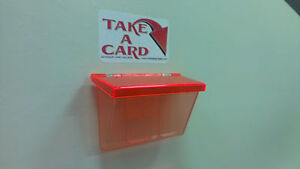 Black Business Card Holders for Outdoor Cars Truck Van