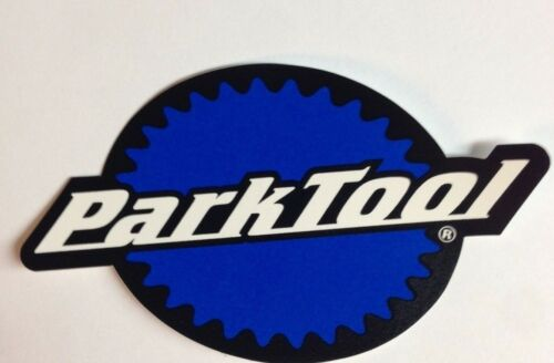 "3.75/"" PARK TOOL BIKE Mountain Bicycle Road Tool Stand CAR RACK STICKER DECAL"