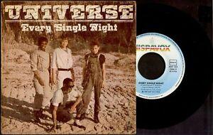 UNIVERSE-Every-Single-Night-Instrumental-SPAIN-SG-7-034-Hispavox-1984-45rpm