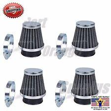 4 x 39mm Air Filter For Honda CB750 Kawasaki KZ550 KZ650 SUZUKI LTD Custom New