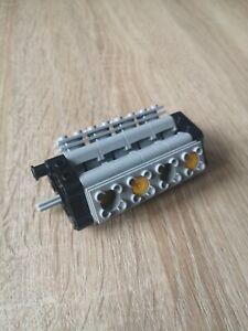 1 Lego Technic 8 zylinder Motor mit Kolben - Gladbeck, Deutschland - 1 Lego Technic 8 zylinder Motor mit Kolben - Gladbeck, Deutschland