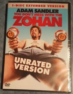 you dont mess with the zohan unrated extended (2008)