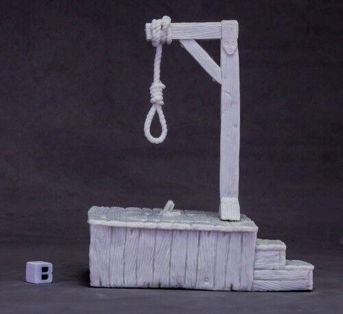 Reaper Bones 77619 Hangman/'s Gibbet
