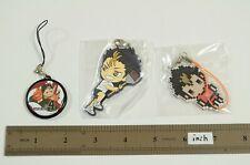 **Legit** Haikyuu Authentic Anime Pin Set Tobio Kageyama /& Kei Tsukishima #50654