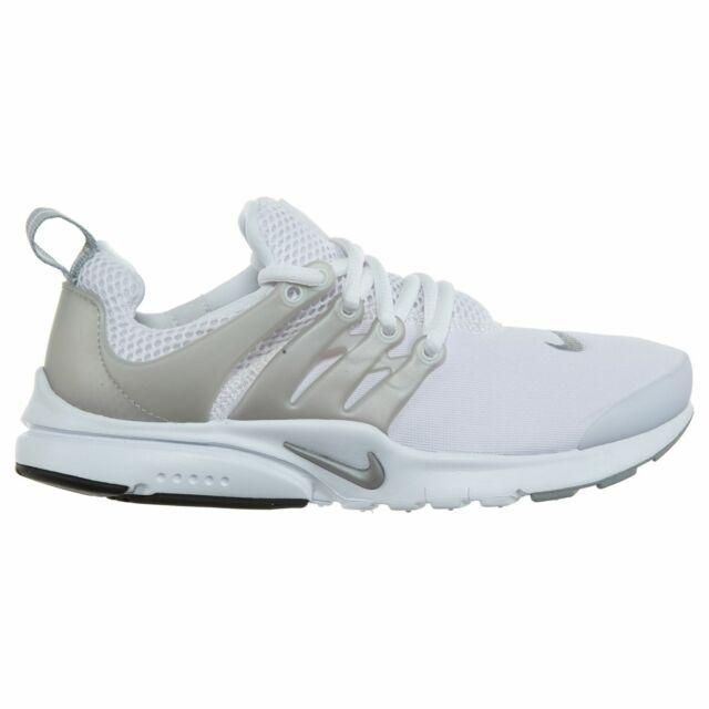 Nike Presto Big Kids 833875-011 Black