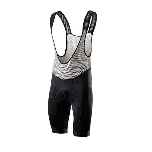 Dungarees Leg  jumpsuit short WINTER WINTER MAN Bike SIXS black  STORM BIBS M  limited edition