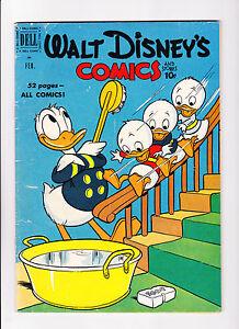 Walt-Disney-039-s-Comics-No-125-1951-1st-Jr-Woodchucks