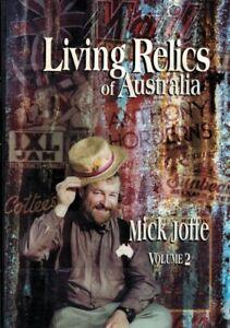 Living-Relics-of-Australia-Volume-2-by-Mick-Joffe-Hardback