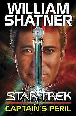 (Good)-The Captain's Peril (Star Trek: The Original) (Hardcover)-Shatner, Willia