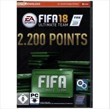 Artikelbild FIFA 18 2200 FIFA Points CIAB (PC), NEU&OVP