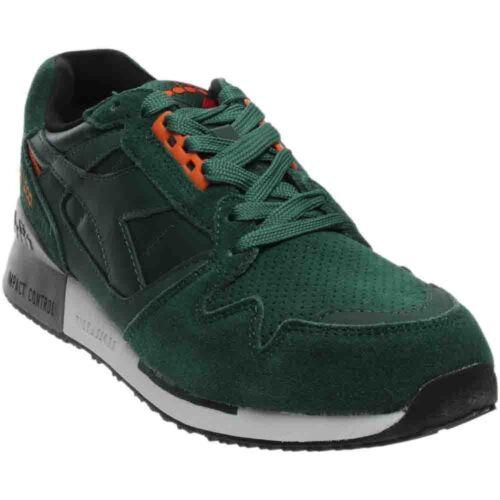Mens 4000 PREMIUM  Casual Running Stability Sneakers Green Diadora I.C Size