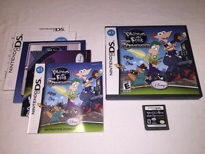 phineas and ferb 2nd dimension game ds