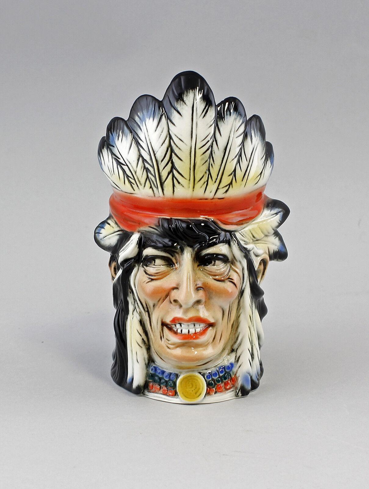 Porcelaine indiens-Gobelet Tasse ENS 16,5x10, 5 cm 9941709