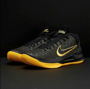 separation shoes 556e3 37595 Mens Nike Kobe AD BM City Edition Black University Gold ...
