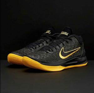 low priced 20c23 e3f90 Image is loading Mens-Nike-Kobe-AD-BM-City-Edition-Black-