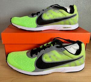 34b42bdafdad NEW Nike Zoom Streak LT 2 - Grey Black Volt Running Cross Training ...