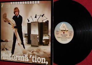 Dave-Edmunds-Information-LP-Vinyl-Sammlung-Rock-Pop-Arista-205-348-D-1983