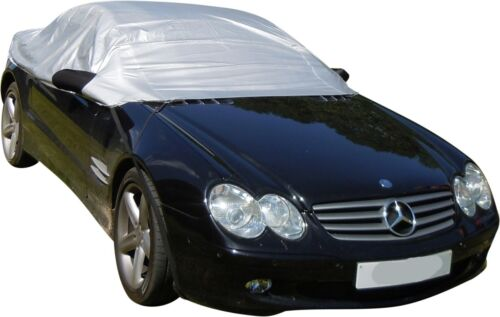 Showerproof mitad Car Cover da uv//weather protección a soft//hard top-small