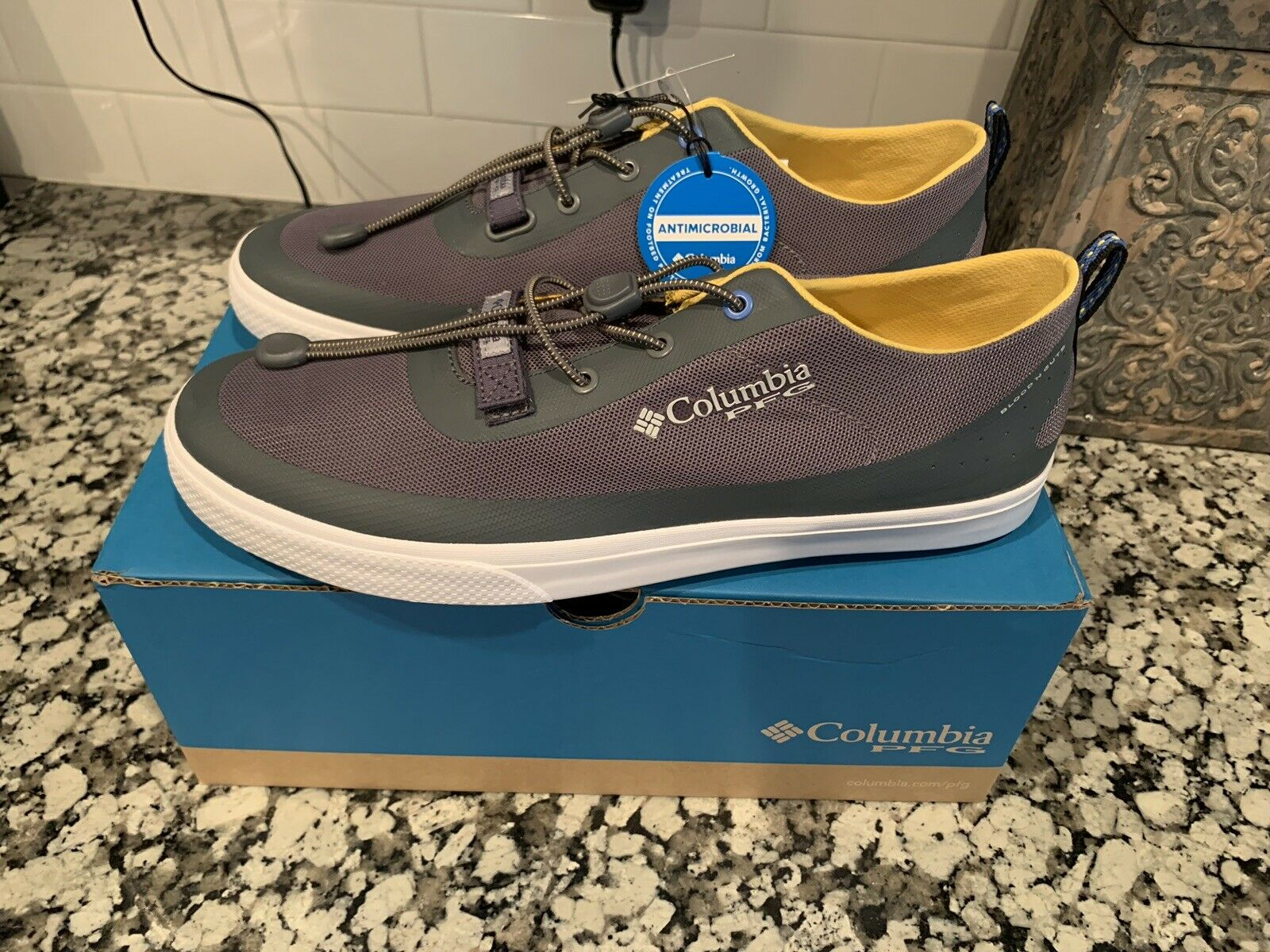 Men's Columbia Performance Fishing Gear shoes Size Size Size