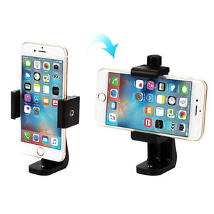 Universal-Smartphone-Tripod-Adapter-Cell-Phone-Stand-Holder-Mount-Adapter-gvSPZS