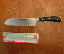 Wüsthof Santoku-Messer 14 cm Kullenschliff Classic Ikon 4172//14