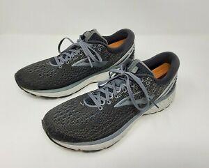 SZ 10 Sneaker Gray Charcoal