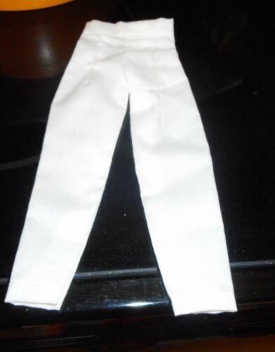 White Black Pants w//Back Pocket for Revlon Ultra Basic 13 in Doll