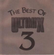 ULTIMIX BEST OF VOL 3 CD MICHAEL JACKSON SWEET SENSATION DURAN DURAN TRINERE