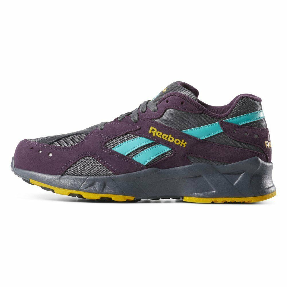 shoes Aztrek Reebok Charcoal Men