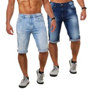 0e952e3069c2 Das Bild wird geladen M-O-D-Herren-jogg-Jeans-Shorts-MOD-Cornell-bermuda-