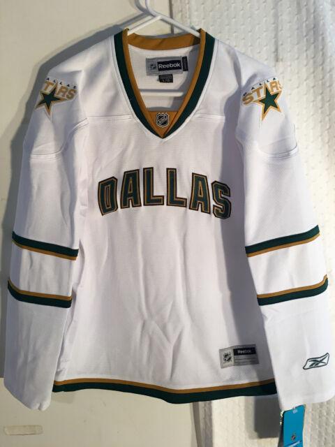 dallas stars white jersey