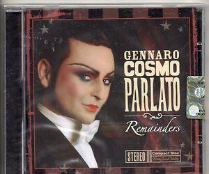 GENNARO-COSMO-PARLATO-CD-fuori-catalogo-2006-REMAINDERS-nuovo-SIGILLATO-sealed