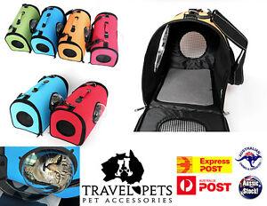 Cat-Dog-Small-Animal-Shoulder-Carrier-Bag-Fun-Unique-Pet-Transport-with-bubble