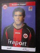21339 Huggel Eintracht Frankfurt 06-07 original signierte Autogrammkarte